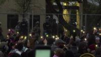 Трета нощ на протести срещу полицейското насилие в Минеаполис