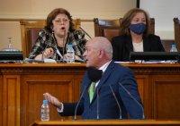 снимка 5 8-часови дебати във втория ден на новия парламент (СНИМКИ)