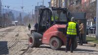 Без трамвай номер 5 в София за две години