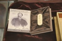 снимка 3 Лични вещи на Раковски в изложба в Националната библиотека в София