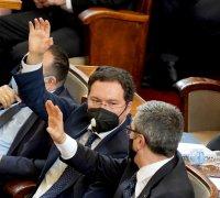 снимка 27 Първото заседание на новия парламент в СНИМКИ
