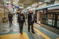 """Фандъкова: На 24 април пускаме метрото до """"Горна баня"""""""