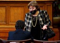"снимка 6 Парламентът гласува и прие оставката на кабинета ""Борисов 3"""