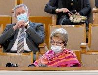 снимка 36 Първото заседание на новия парламент в СНИМКИ