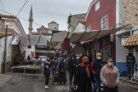 Полицейски час и ограничение за пътуване в Турция