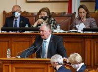 снимка 35 8-часови дебати във втория ден на новия парламент (СНИМКИ)