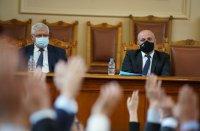 снимка 8 8-часови дебати във втория ден на новия парламент (СНИМКИ)