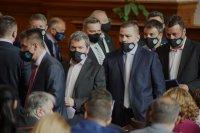 снимка 43 8-часови дебати във втория ден на новия парламент (СНИМКИ)