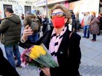 """снимка 4 Честита пролет: """"Музика от балкона"""" с поздрав за софиянци"""