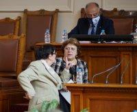снимка 48 8-часови дебати във втория ден на новия парламент (СНИМКИ)
