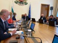 Борисов: Тези, които питат дали ни е страх от служебно правителство, се страхуват от демокрацията