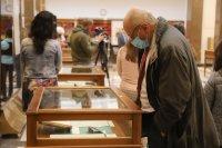 снимка 6 Лични вещи на Раковски в изложба в Националната библиотека в София