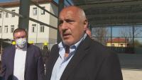 Бойко Борисов обяви партията си за отличник на изборите (Обобщение)