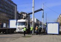 снимка 5 Започна ремонтът на трасето по трамвайна линия 5 (СНИМКИ)