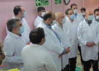 Авария в ядрен обект в Иран