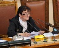 снимка 30 Първото заседание на новия парламент в СНИМКИ