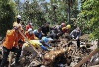 6 жертви при земетресение от 6 по Рихтер на о-в Ява (СНИМКИ)