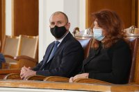 снимка 14 С тържествено заседание започна работа 45-ото Народно събрание