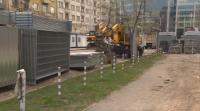Как върви ремонтът на релсовия път на трамвай № 5