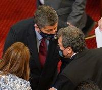 снимка 38 Първото заседание на новия парламент в СНИМКИ