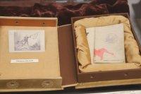 снимка 4 Лични вещи на Раковски в изложба в Националната библиотека в София