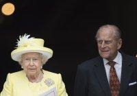 снимка 2 Почина съпругът на кралица Елизабет II принц Филип