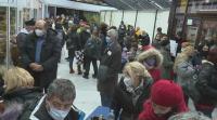 Неспазване на противоепидемичните мерки в РИК-Варна