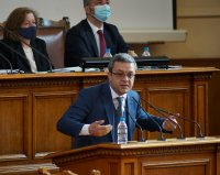 снимка 49 8-часови дебати във втория ден на новия парламент (СНИМКИ)