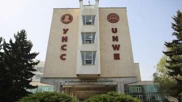 Готова е новата сграда на УНСС