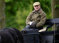 снимка 3 Почина съпругът на кралица Елизабет II принц Филип