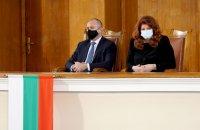 снимка 13 Първото заседание на новия парламент в СНИМКИ