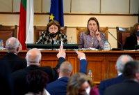 снимка 9 8-часови дебати във втория ден на новия парламент (СНИМКИ)
