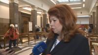 Илияна Йотова: Борисов няма друг избор, освен да остане на резервната скамейка