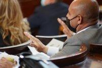 снимка 2 8-часови дебати във втория ден на новия парламент (СНИМКИ)