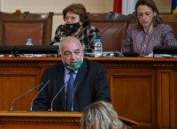 "снимка 10 Парламентът гласува и прие оставката на кабинета ""Борисов 3"""