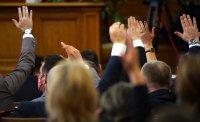 снимка 27 8-часови дебати във втория ден на новия парламент (СНИМКИ)