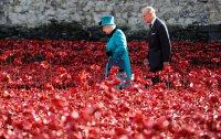 снимка 1 Почина съпругът на кралица Елизабет II принц Филип
