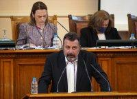 снимка 10 8-часови дебати във втория ден на новия парламент (СНИМКИ)