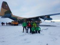 Добра новина: Българските антарктици вече са на чилийска територия