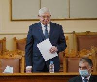 снимка 6 8-часови дебати във втория ден на новия парламент (СНИМКИ)