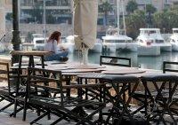 Основните училища и ресторантите остават затворени до Великден в Гърция
