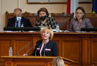 снимка 40 8-часови дебати във втория ден на новия парламент (СНИМКИ)