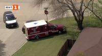 Двучасова гонка с полицията след кражба на линейка в Далас