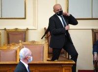 снимка 7 8-часови дебати във втория ден на новия парламент (СНИМКИ)