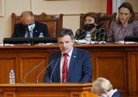 снимка 39 8-часови дебати във втория ден на новия парламент (СНИМКИ)