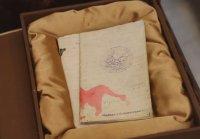снимка 5 Лични вещи на Раковски в изложба в Националната библиотека в София