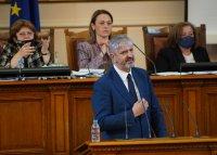 снимка 15 8-часови дебати във втория ден на новия парламент (СНИМКИ)