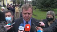 Каракачанов: Основните задачи на следващия военен министър са бюджетът на армията и нейната модернизация