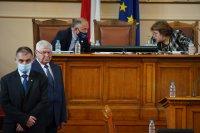 снимка 4 8-часови дебати във втория ден на новия парламент (СНИМКИ)