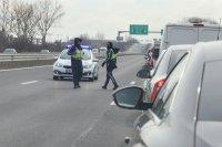 """снимка 4 Тир и цистерна са се ударили на """"Тракия"""", загинал е единият шофьор (ВИДЕО)"""